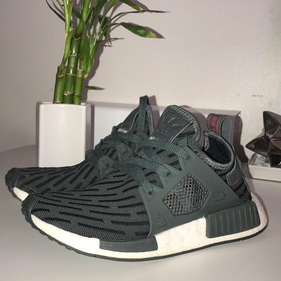 b1c538de adidas Shoes | Final Drop Nmd Xr1 In Utility Ivy | Poshmark